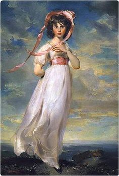 Pinkie ~ Thomas Lawrence, from the Huntington Library Art Collection.