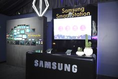 Samsung Smart Station, Samsung Galaxy VIP Owners Lounge at Coachella 2015