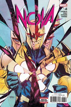 Nova #6 (Issue)