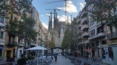 Avinguda Gaudí - Barcelona