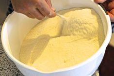 Kolac od jabuka i grisa 4 Icing, Ice Cream, Sweets, Cake, Recipes, Erika, Hampers, No Churn Ice Cream, Gummi Candy