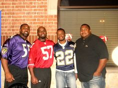 Sedrick clark, Linebacker.  B'day 01/28/73.  Played for the BALTIMORE RAVENS 1996.  Went to the Carolina Panthers