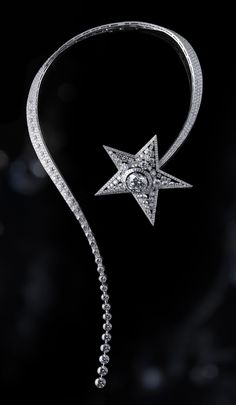 CHANEL - High Jewelry - women's shooting star necklace