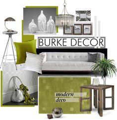 Industrial Minimal Living room\