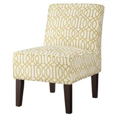 Threshold™ Slipper Chair - Yellow Geo