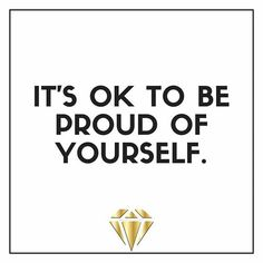 """""""I'm so damn proud of you!""""- Me, to myself. Proud Of Myself Quotes, Proud Quotes, Proud Of Me, Down Quotes, Words Quotes, Me Quotes, Positive Mindset, Positive Thoughts, Positive Vibes"""