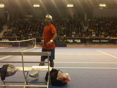 il Tennis per l'Emilia