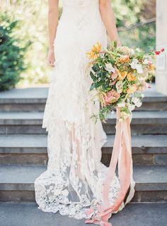 French Wedding Inspiration – Workshop with Kayla Barker   The Temperley London Honeysuckle Dress