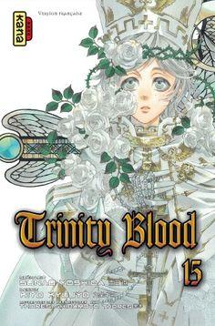 Trinity Blood, tome 15 - Kiyo Kyujyo, Sunao Yoshida, Pascale Simon - Amazon.fr - Livres