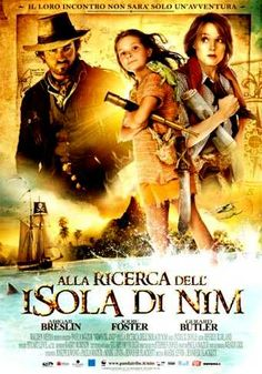 Alla ricerca dell'isola di Nim (2008) | CB01.CO | FILM GRATIS HD STREAMING E DOWNLOAD ALTA DEFINIZIONE