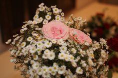 Blumen auf einer Hochzeit