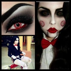 Epic Halloween Makeup Ideas - Cheshire Kitty