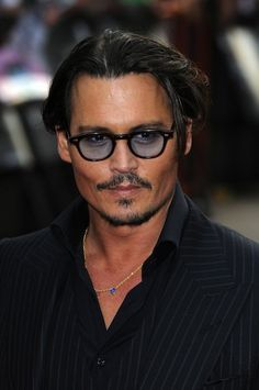 Johnny's still one of my favorite leading men, and I can't believe he is turning 50 this year. Happy 50th, Johnny.