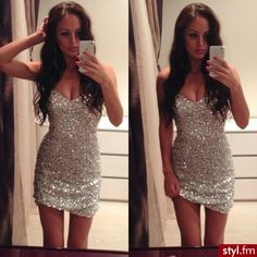 Bachelorette party dress one day?