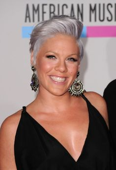 Pink Singer | Pink Singer Pink arrives at the 2010 American Music Awards held at ...