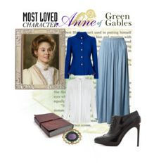 Irrespressible: Most Loved Character - Anne Of Green Gables