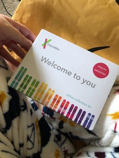A 23andMe health and ancestry kit for 50% off that'll help you discover all kinds of new facts about your health and your ancestral history. White Elephant Game, Online Sites, Dna Test, Genetics, Ancestry, Things To Buy, Fun Facts, Cards Against Humanity, Kit
