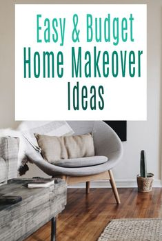 easy and fun and budget home makeover ideas to make h your home look amazing without spending much effort or money. Simple ways to transform your home    #homemakeover #home #interiors #makeover #budget Long Couch, Contemporary Shower, Front Rooms, Room Setup, Best Budget, Home Hacks, Home Look, Simple House, Easy Projects