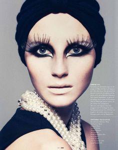 M Magazine   Make Up Store   Fantasy Makeup