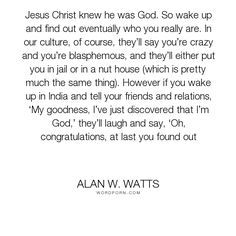 Image result for alan watts quote flow