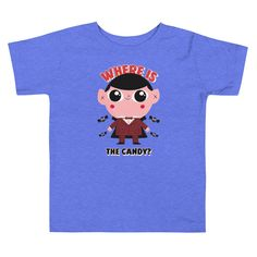 Toddler Short Sleeve Tee, kid's clothing,tops & tees Short Sleeve Tee, Primary Colors, Kids Outfits, Trending Outfits, Tees, Clothing, Sleeves, Mens Tops, Fashion
