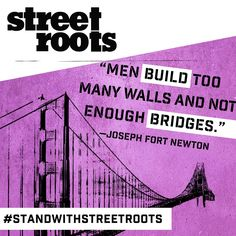 #StandWithStreetRoot