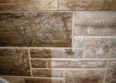 seal the stone on your fireplace to update it. Great ideas to modernize brick or stone