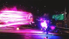 infamous second son gif - Google Search