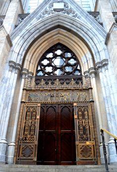 St. Patrick's Cathedral, New York NY