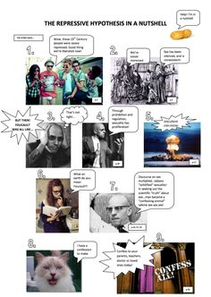Foucault explained with hipsters