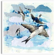 The House Martins are back - so are the swallows (should do them next).  :)  http://shoutout4370.wix.com/ltbl#!untitled/c1u7m