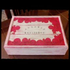 Decoupage, Tray, Cake, Food, Home Decor, The Creation, Pie Cake, Pastel, Meal