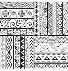 Resultado de imagen para simple pattern drawing