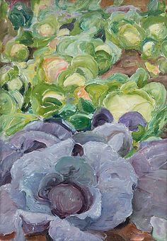 "PEKKA HALONEN, ""PUNAKAALIMAA"". Bukowski, Abstract Flowers, Auction, Artsy, Bloom, Artwork, Oil Paintings, Acrylics, Castle"