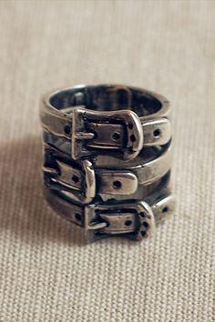belt ring love it <3