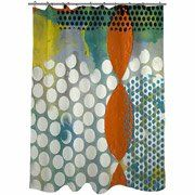 Thumbprintz Sidecars 2 Shower Curtain 71 X 74