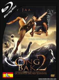 Ong Bak 2: La leyenda del Rey Elefante 2008 1080p HD   Latino ~ Movie Coleccion