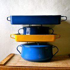 Vintage Dansk Kobenstyle Pot Pan