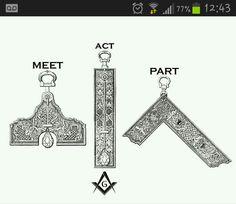 #FellowCraft #Freemason