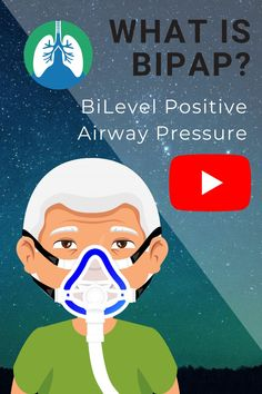 What is BiPAP? BiPAP stands for BiLevel Positive Airway Pressure. It's a form of noninvasive ventilation that is commonly used in the field of Respiratory Care. So if you're looking for a quick overview of BiPAP, check out this video.#BiPAP #CPAP #NoninvasiveVentilation #MechanicalVentilation #RespiratoyTherapy Mechanical Ventilation, Respiratory Therapy, Learning Process, Clinic, How To Become, Positivity, Student, Teaching, Videos