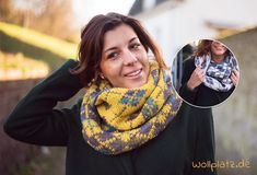 Neues Jahr, neue Herausforderung! Carla hat einen Doubleface Loopschal gestrickt. Ein tolles Projekt für die erfahrene Strickerin.