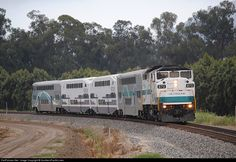 RailPictures.Net Photo: SCAX 870 Metrolink EMD F59PHI at Camarillo, California by SouthernPacificLines