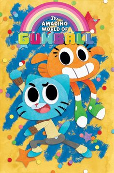 Cartoon Network's 'The Amazing World of Gumball' will become a monthly comic this June from Boom! Studios.