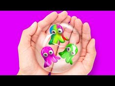 32 CUTE DIYs EVEN ADULTS WILL LOVE Competition Games, Rainbow Paper, Cute Diys, How To Make Paper, 5 Minute Crafts, Fun Crafts, Youtube, Girly, Entertaining