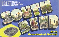 South Bend Area Genealogical Society