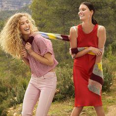 Catch the Happy Vibe bug at globus.ch – with a colourful, joy-filled new fashion season. #globusswitzerland #globushappy