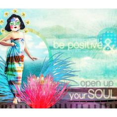 Open Your Soul by bockel24 - made with Tumble Fish Studio kits Good Vibes (http://www.mischiefcircus.com/shop/product.php?productid=24535&cat=&page=) and Good Vibes Doodles (http://www.mischiefcircus.com/shop/product.php?productid=24534&cat=&page=), available at MischiefCircus.com