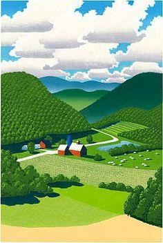 Vermont Edition: Artist Sabra Field