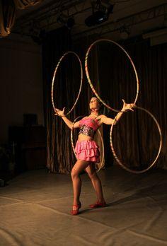 #SparkleCIRCUSBand #elnaramambetova #hula-hoops