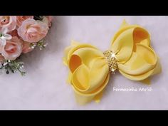Lace Bows, Ribbon Bows, Little Girl Hairstyles, Diy Hairstyles, Beautiful Little Girls, Diy Hair Bows, Hair Beads, Hair Barrettes, Grace Kelly